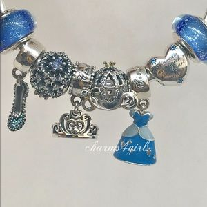 Pandora Cinderella set of 8